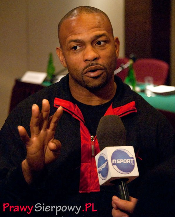Roy Jones Junior w Polsce – to będą 4 rundy?