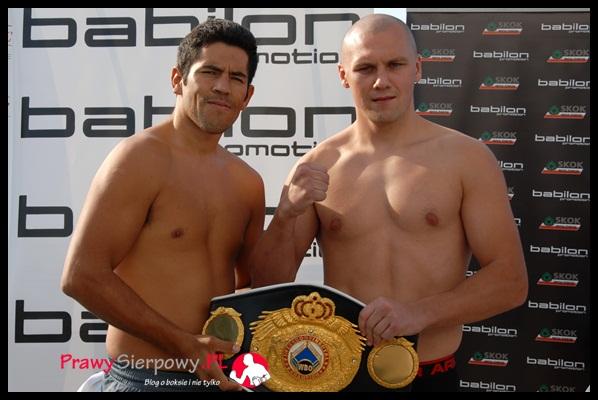 Seaside Boxing Show. Głowacki walczy o szanse na mistrzostwo federacji WBO