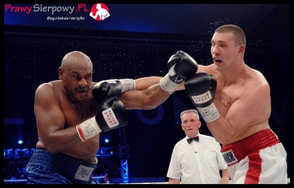 Krzysztof Zimnoch vs Olivier McCall – fotorelacja